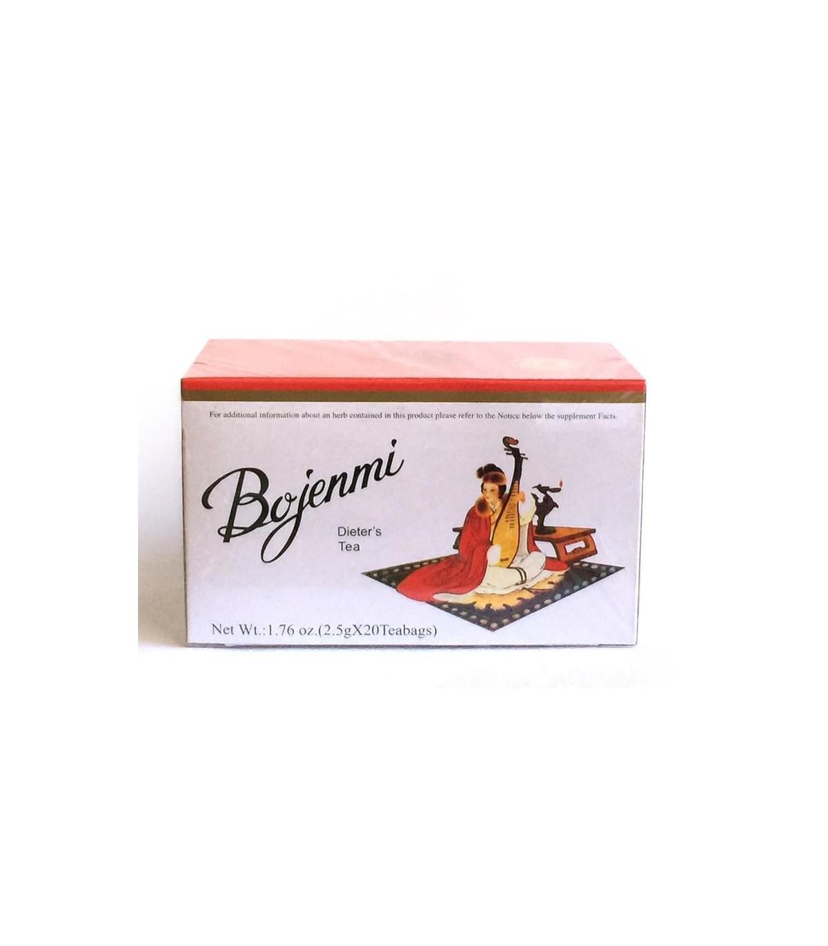 Bojenmi herbal tea - Bojenmi Herbal Tea 14