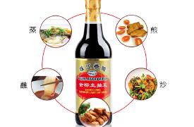 salsa di soia cinese